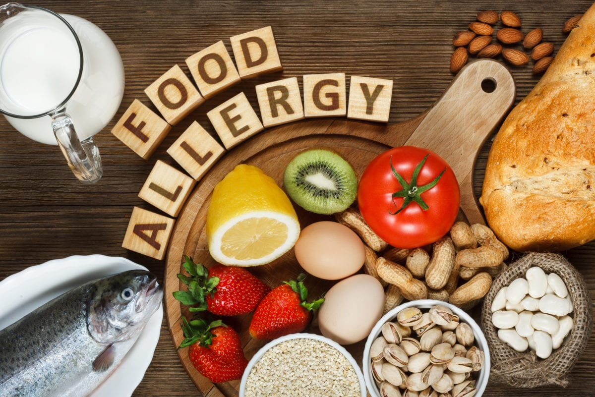 What is the difference between an allergy and an intolerance?