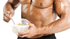 Build muscle diet